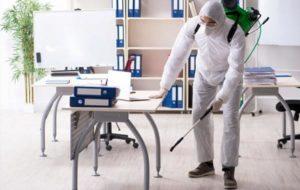 désinfection bureau et entreprise